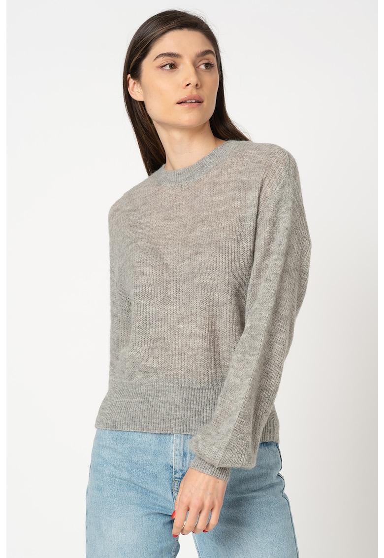 Pulover din amestec de lana Vilma