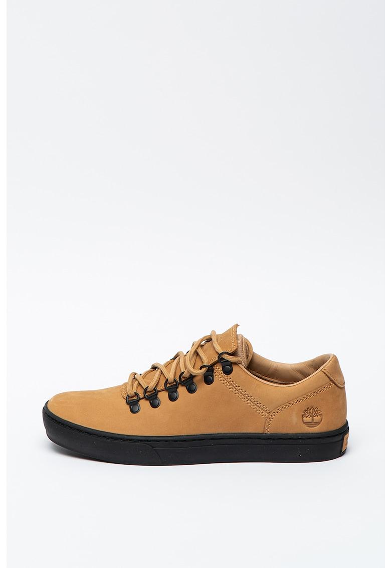 Pantofi de piele nabuc Adventure 2.0