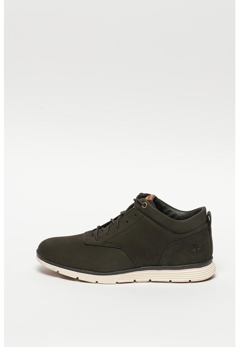 Pantofi mid-high de piele nabuc Killinton