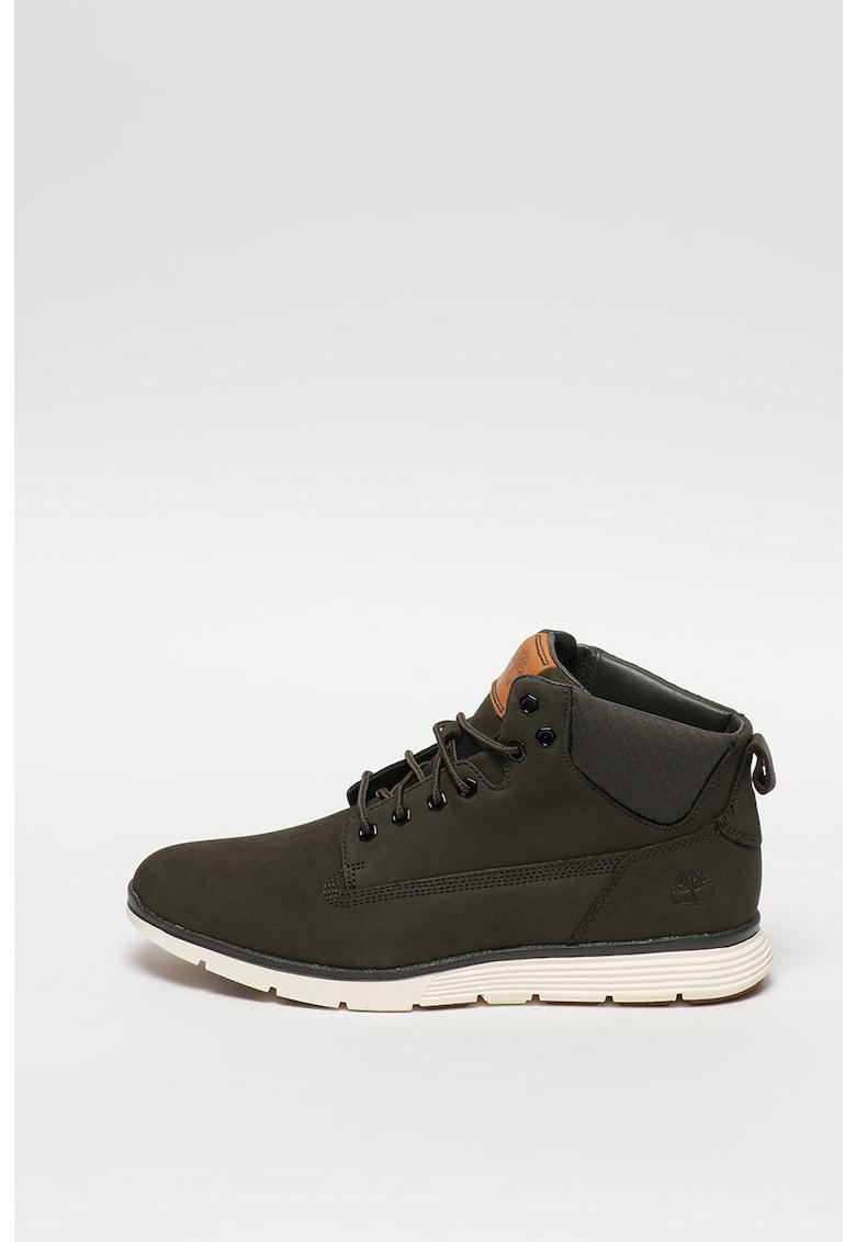 Timberland Pantofi mid-high de piele nabuc Killington