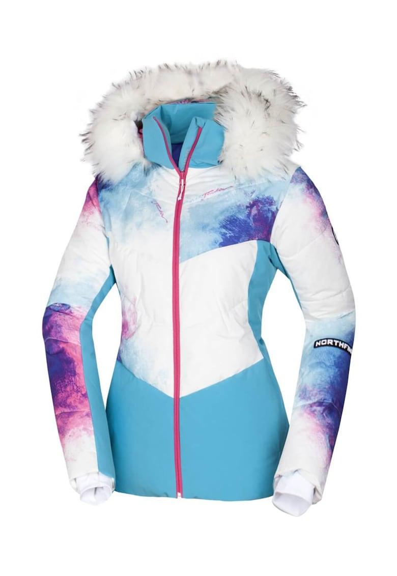 Jacheta cu gluga - pentru sporturi de iarna Bundy