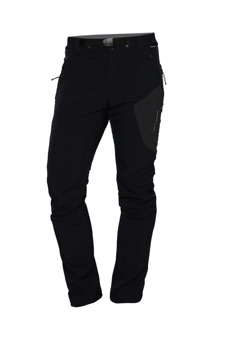 Pantaloni rezistenti la vant cu talie ajustabila Softshell imagine