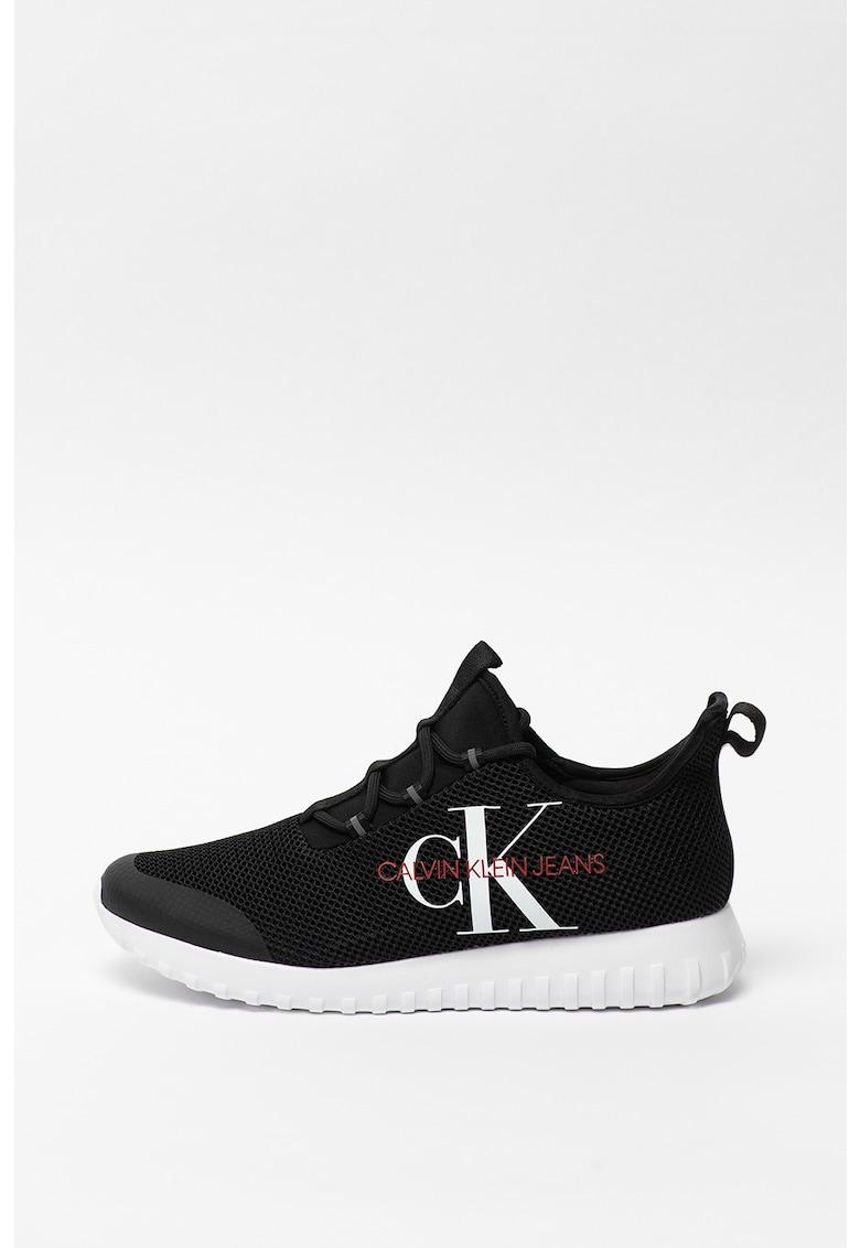 Pantofi sport slip-on cu logo Reiland poza fashiondays