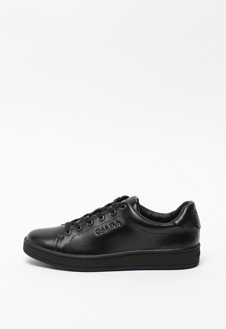 Pantofi sport de piele Solange