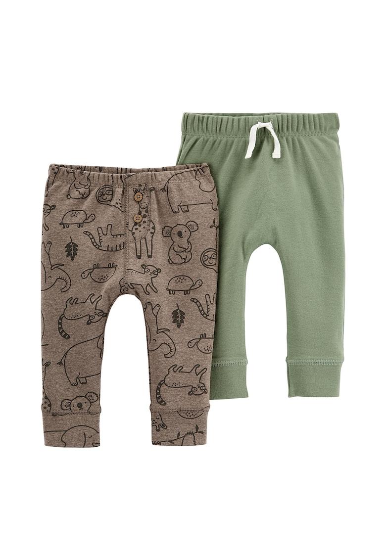 Set de pantaloni - 2 perechi imagine fashiondays.ro