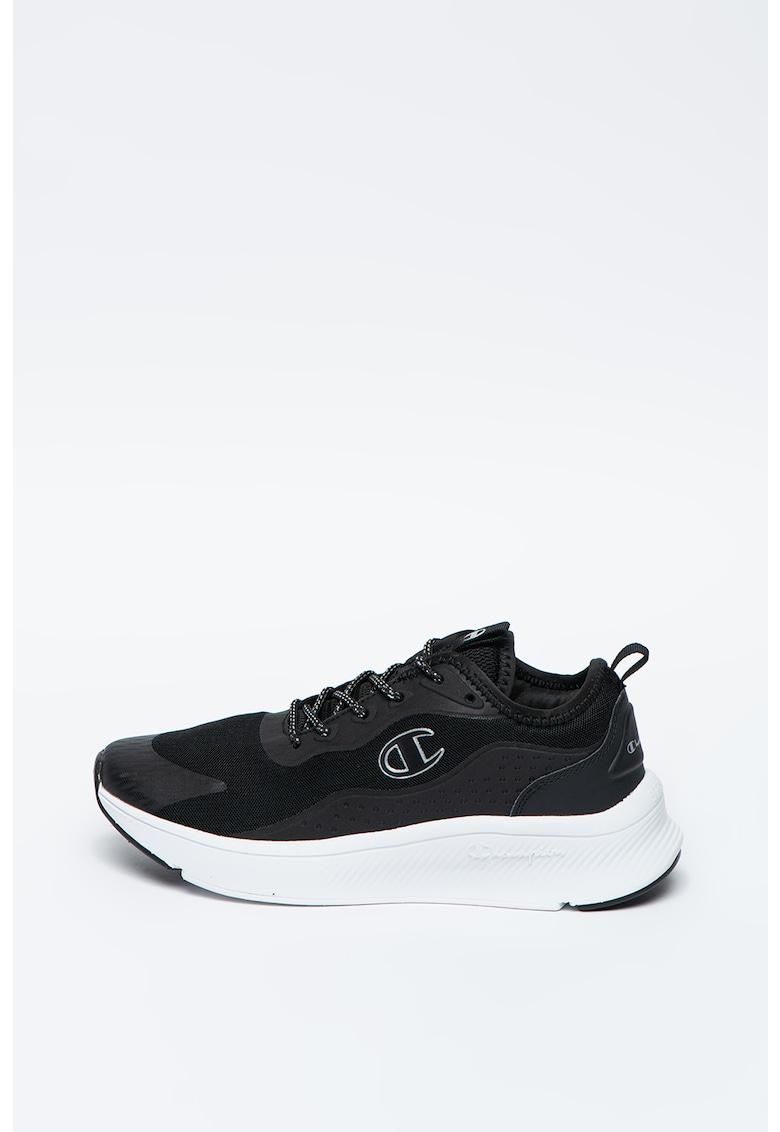 Pantofi cu insertii de piele ecologica - pentru alergare Belatrics imagine promotie