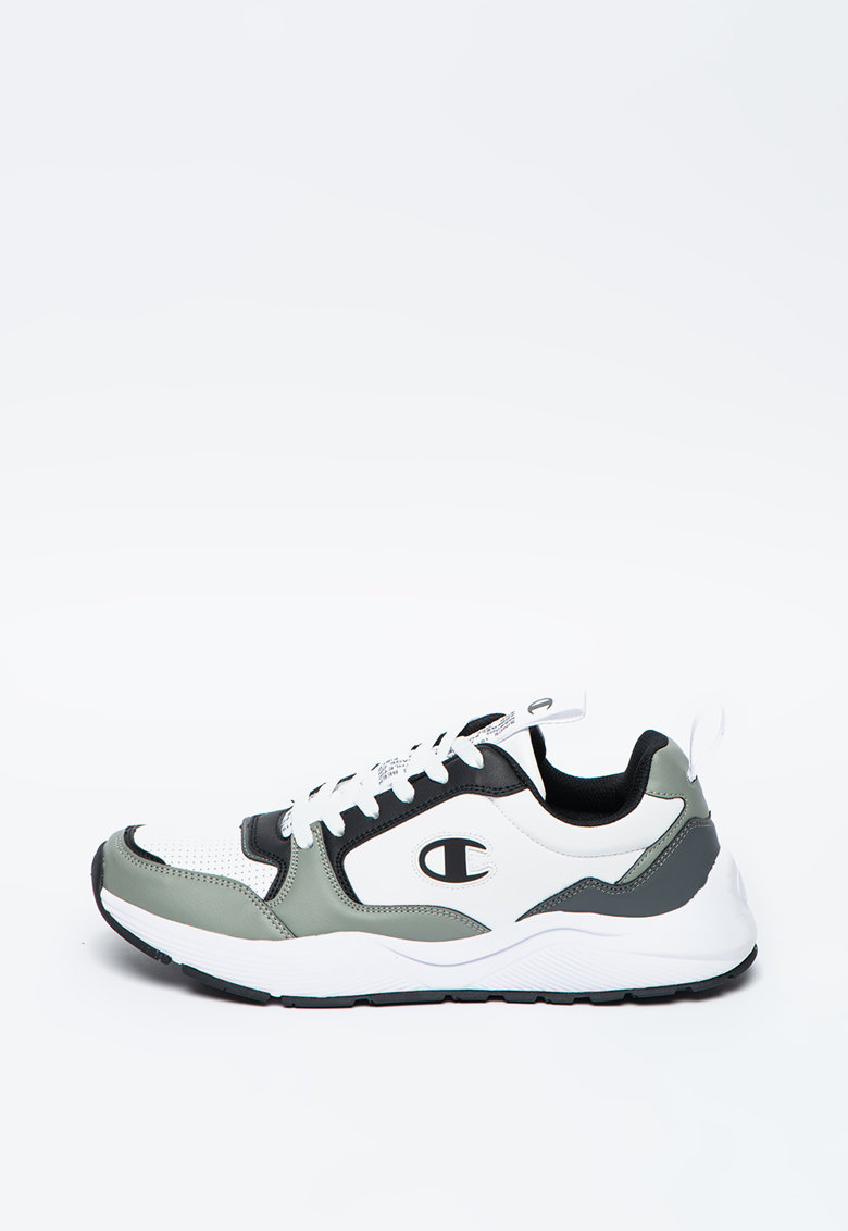 Pantofi sport de piele ecologica Hilas imagine promotie
