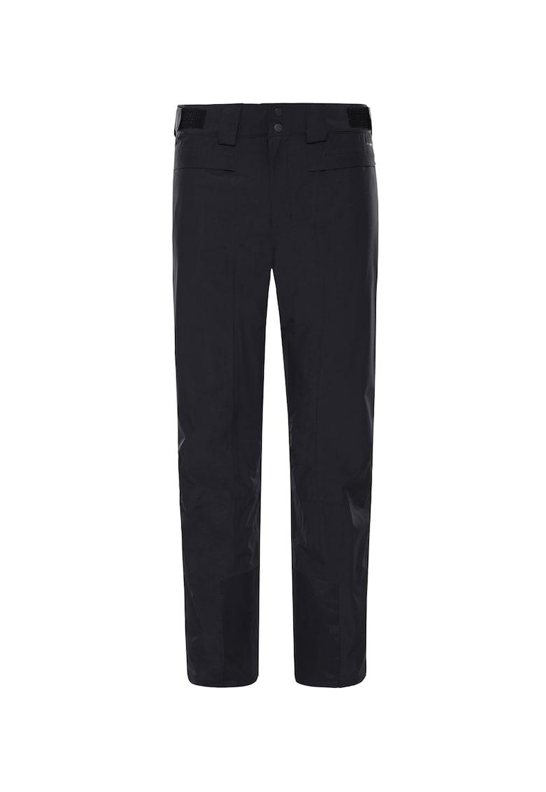 Pantaloni regular fit impermeabili si rezistenti la vant - pentru ski Presena fashiondays.ro