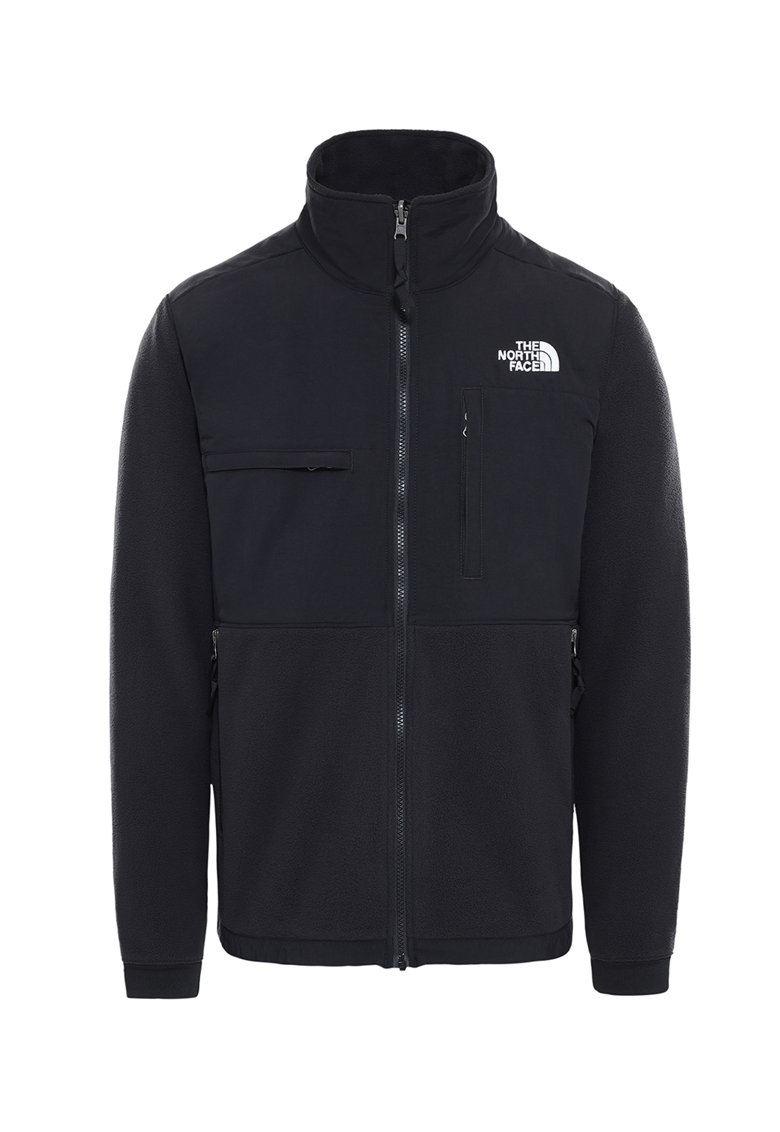 The North Face Jacheta relaxed fit din material fleece reciclat Denali 2