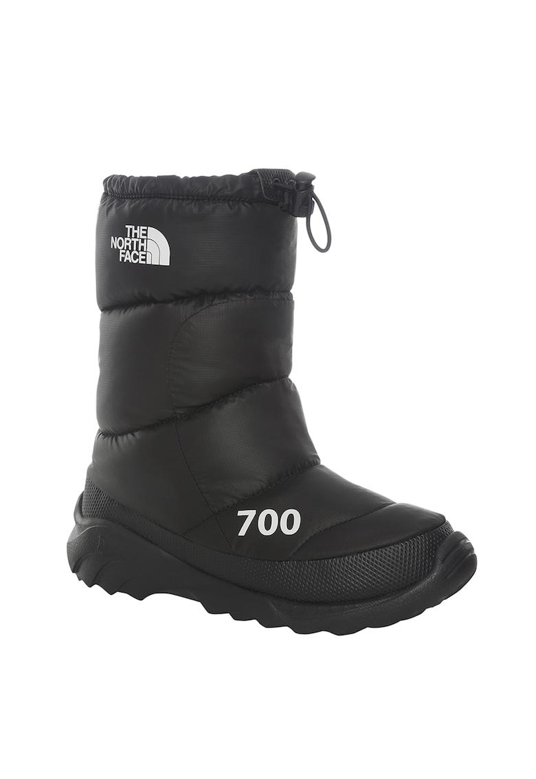 Ghete medii de iarna cu umplutura de puf Nuptse The North Face fashiondays.ro