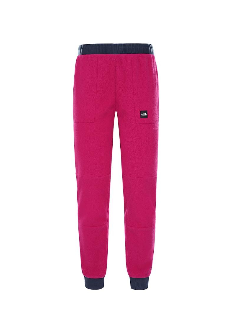 Pantaloni jogger din material fleece Fleeski de la The North Face
