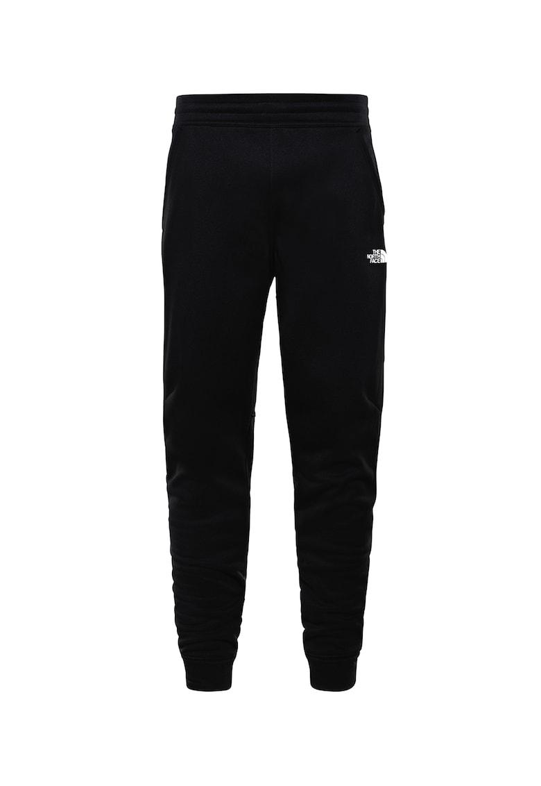 Pantaloni sport cu detaliu logo Surgent