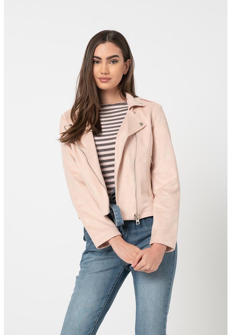 Jacheta din piele ecologica Vera