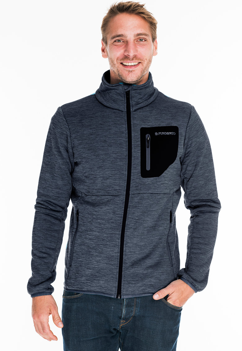 Bluza sport cu fermoar - pentru ski Jefferson imagine fashiondays.ro