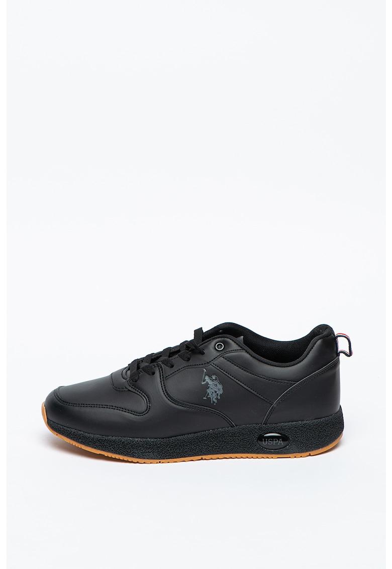 Pantofi sport de piele ecologica Angel