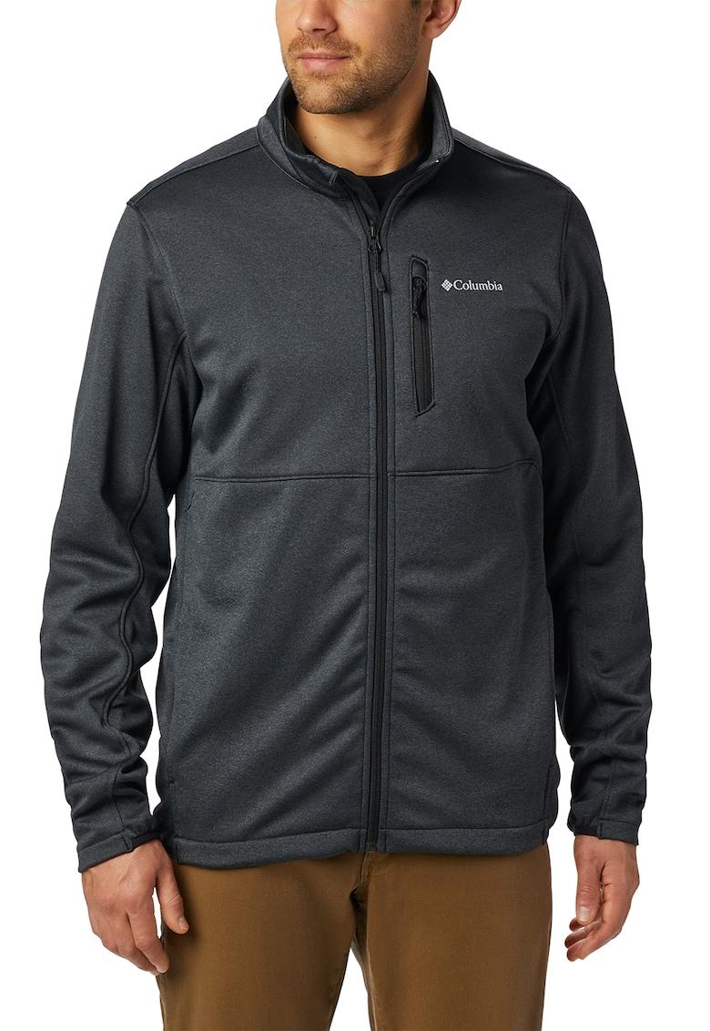 Jacheta usoara cu fermoar - pentru drumetii Outdoor Elements imagine
