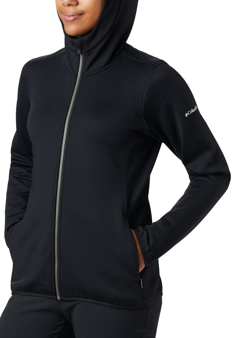 Jacheta de trening cu gluga pentru trekking Windgates™