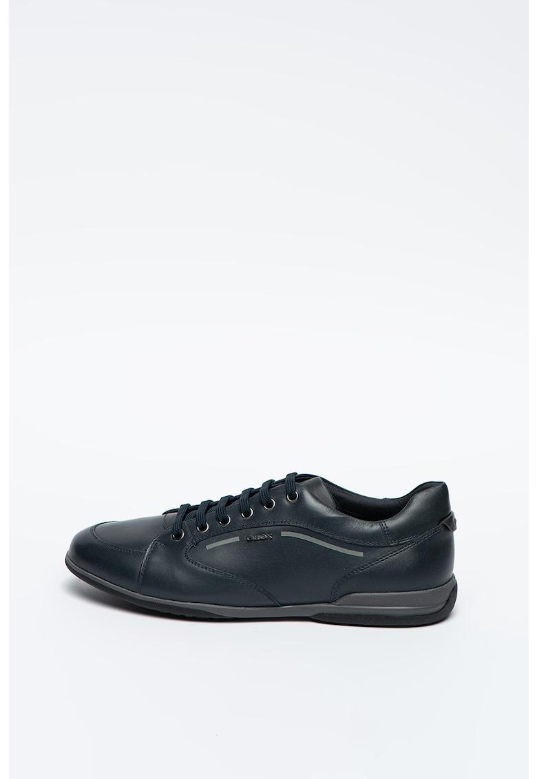 Pantofi de piele si piele ecologica Timothy
