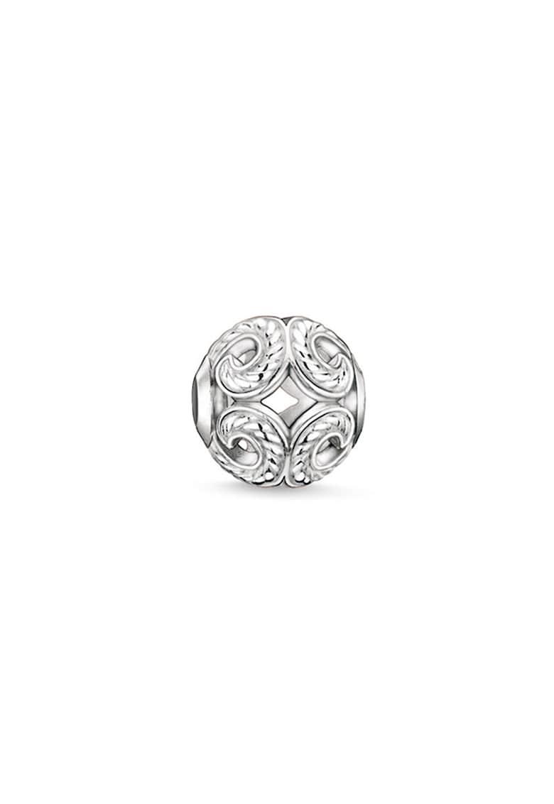 Talisman tip margea din argint veritabil 925