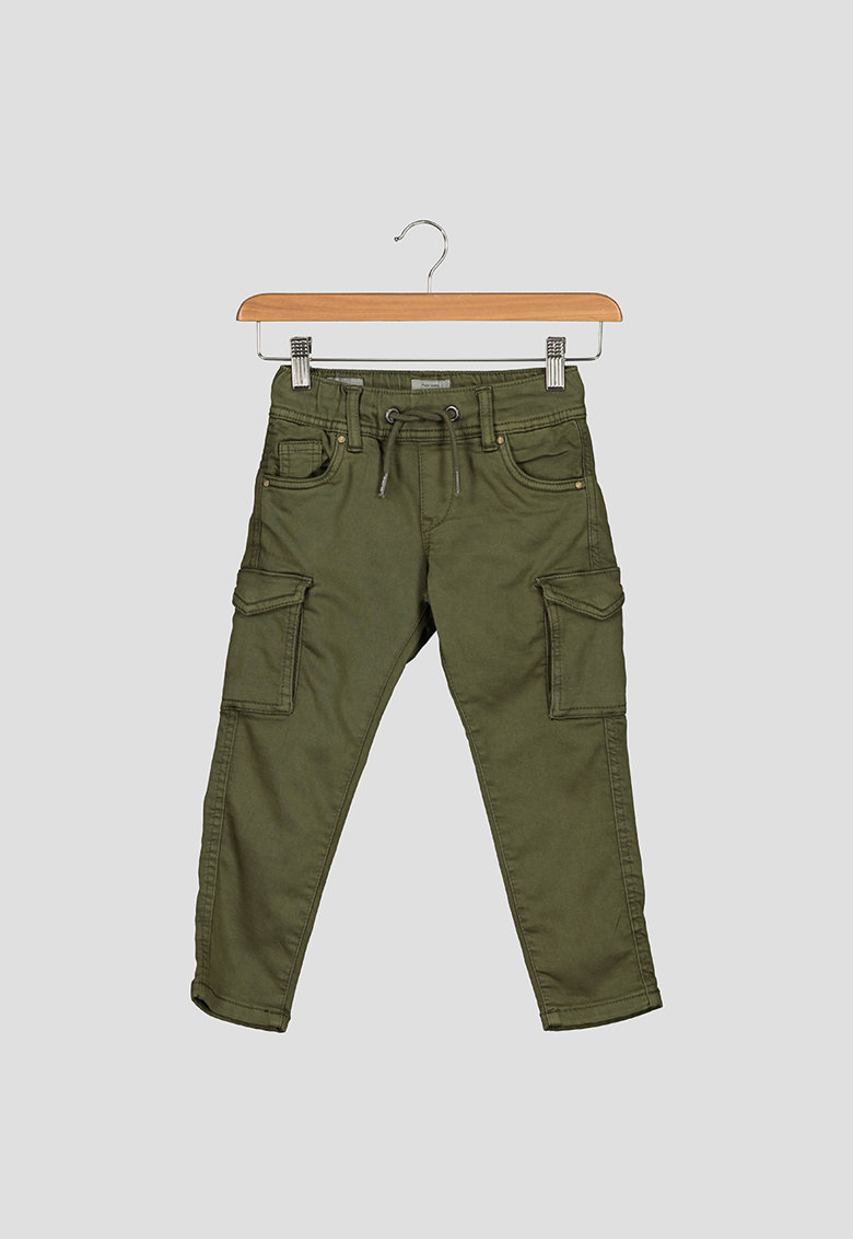 Pantaloni cargo Pepe Jeans London fashiondays.ro