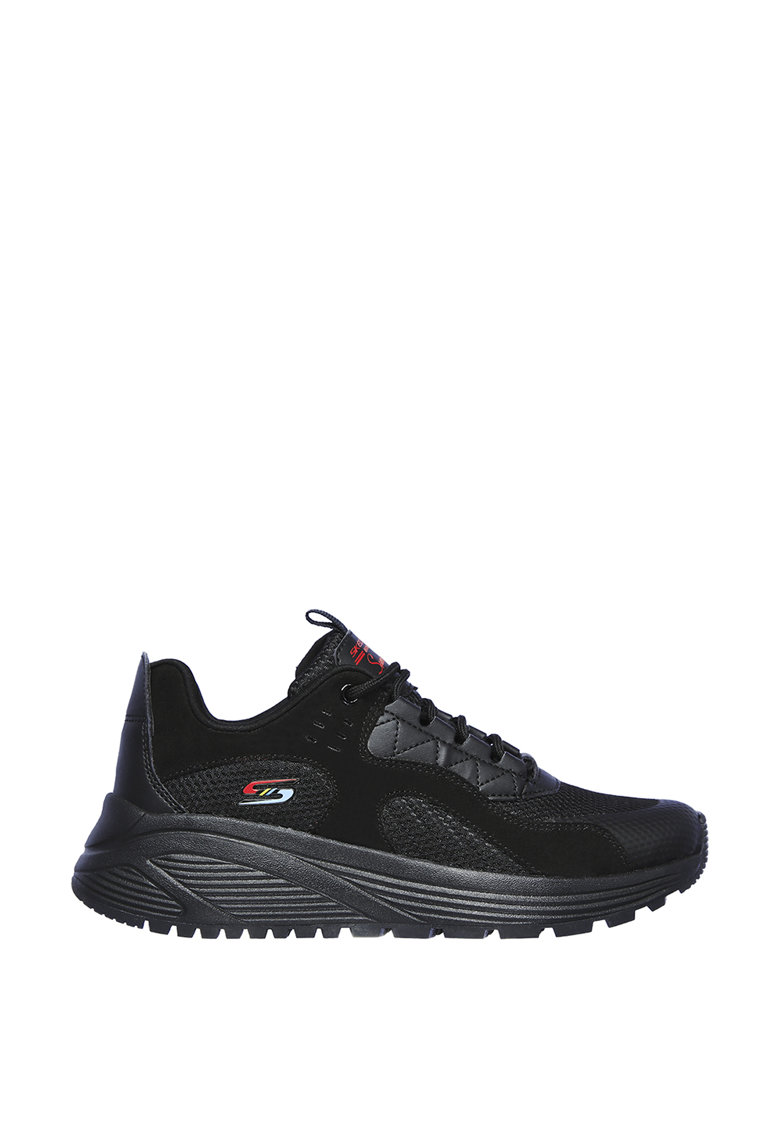 Pantofi sport din piele ecologica Bobs Sparrow 2.0 Urban Sounds