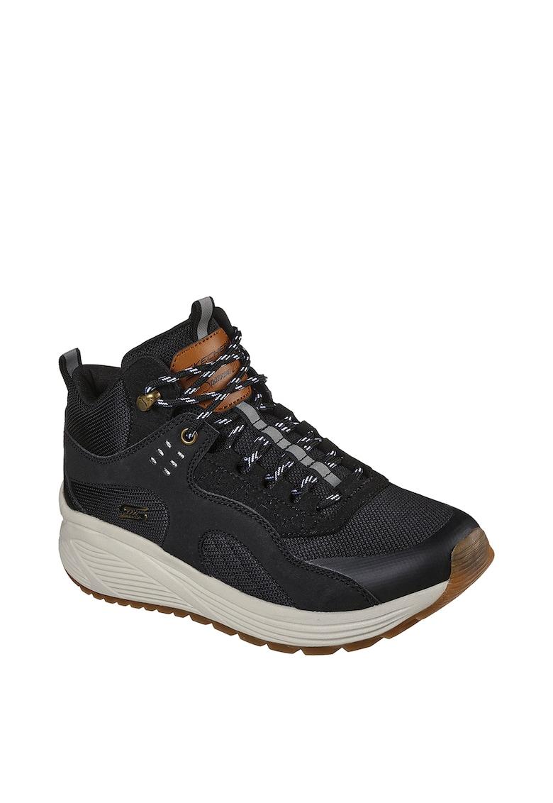 Pantofi sport inalti din piele si plasa MT. Goddess imagine