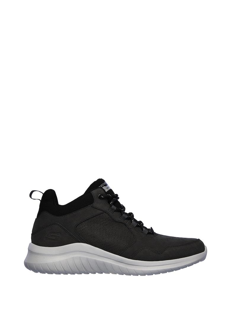 Pantofi sport inalti din piele Ultra Flex 2.0 - Alcrest imagine