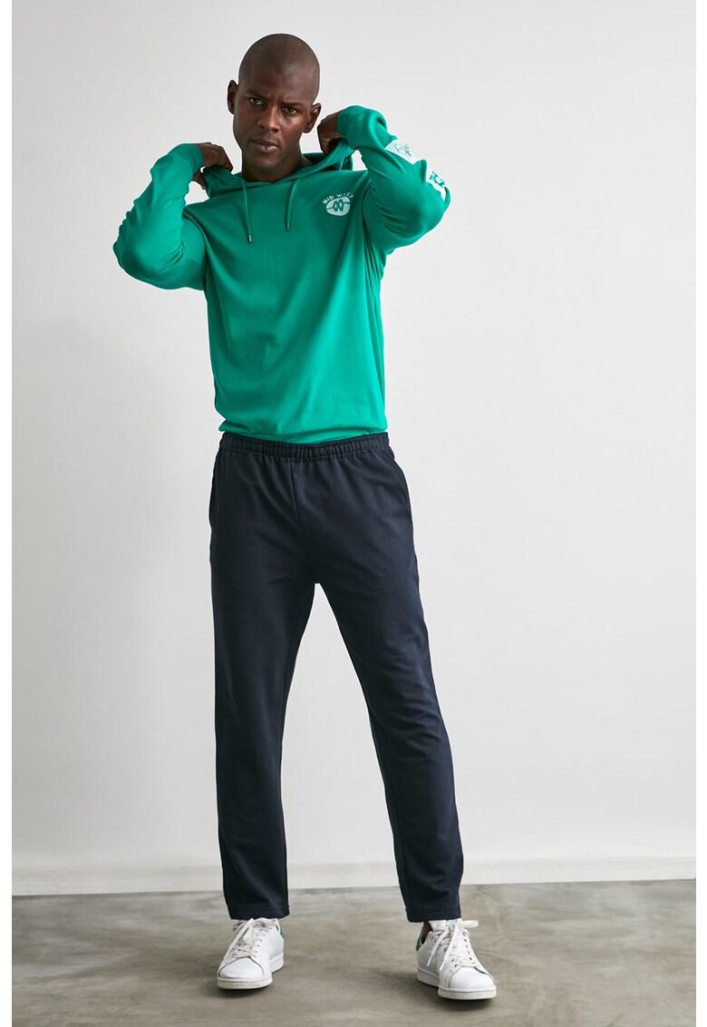 Pantaloni sport regular fit imagine