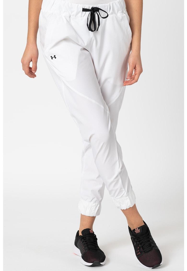 Pantaloni crop impermeabili - pentru fitness Storm imagine fashiondays.ro