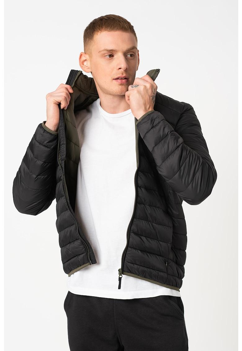 Jacheta cu aspect matlasat imagine fashiondays.ro