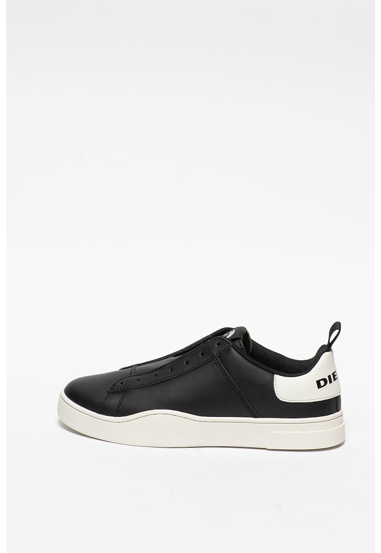Pantofi sport slip-on din piele Clever SO
