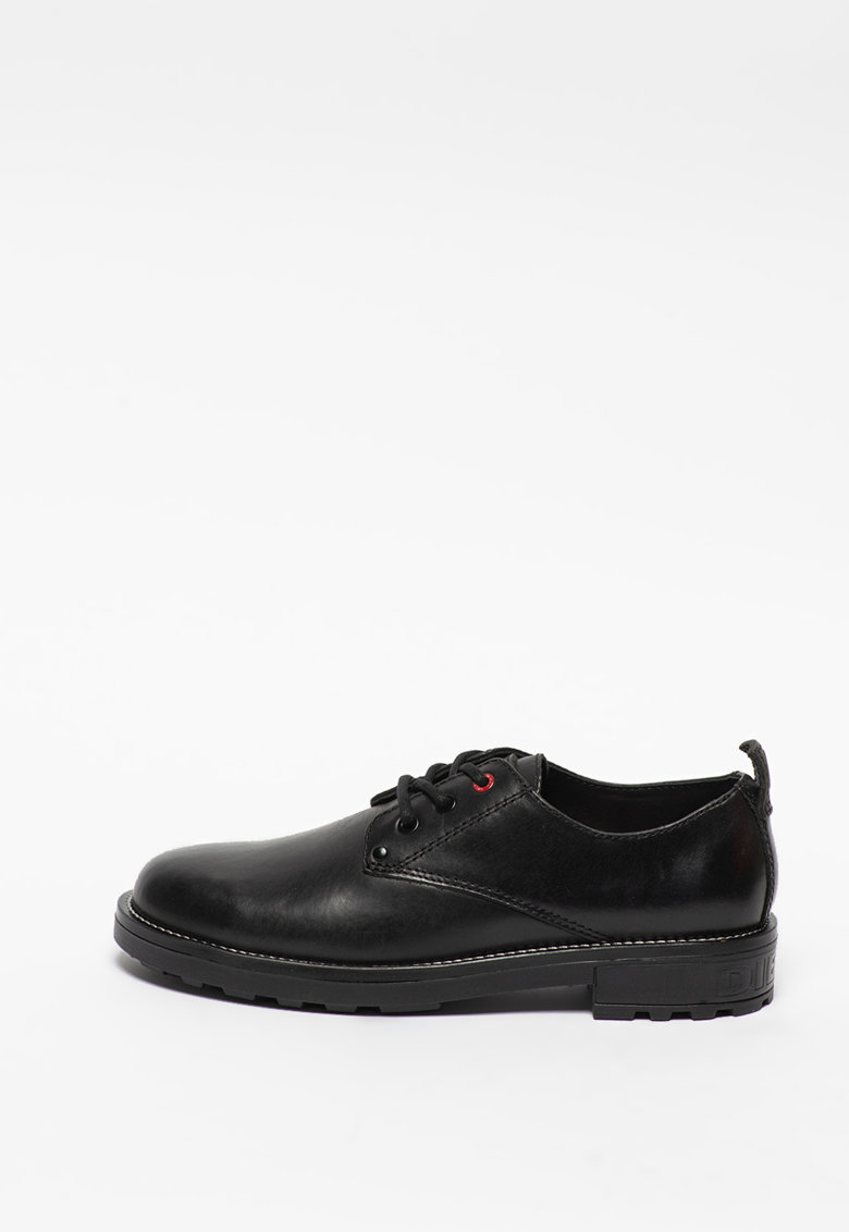Pantofi derby din piele Throuper