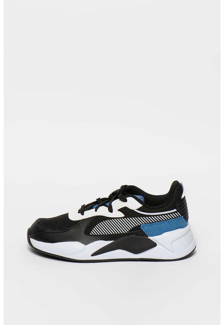 Pantofi sport cu aspect masiv RS-X Collegiate imagine