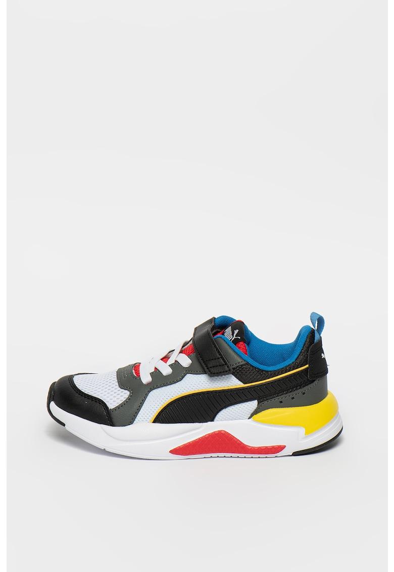 Pantofi sport cu model colorblock X-Ray AC
