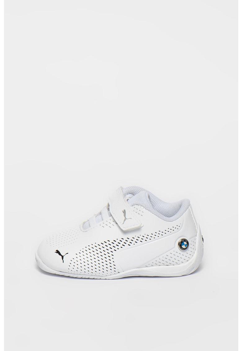 Pantofi sport din piele ecologica cu segment cu inchidere velcro Drift Cat 5 Ultra