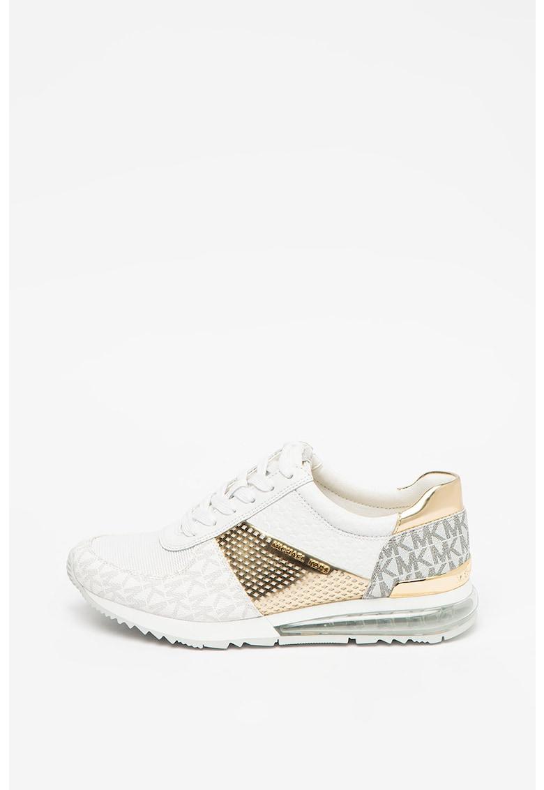 Pantofi sport cu monograma Allie