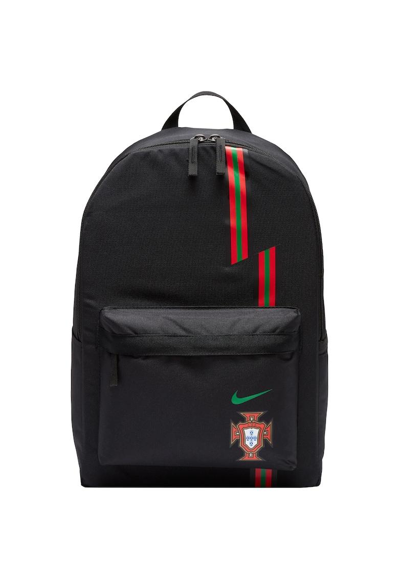 Rucsac sport Portugal Stadium - Black/Gym Red/Metallic Gold
