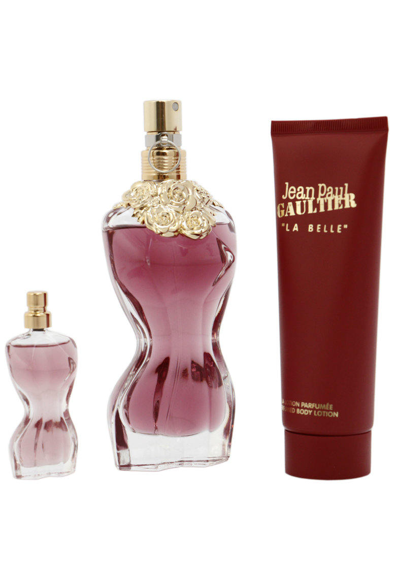 Set La Belle - Femei: Apa de Parfum - 50 ml + Lotiune de corp - 75 ml + Apa de Parfum - 6 ml Jean-Paul-Gaultier imagine 2021