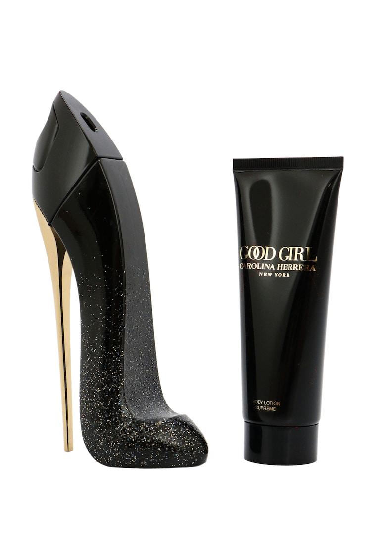 Set Good Girl Supreme - Femei: Apa de Parfum - 50 ml + Lotiune de corp - 75 ml