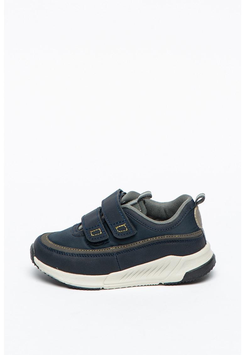 Gioseppo Pantofi sport din piele ecologica si material textil Jena