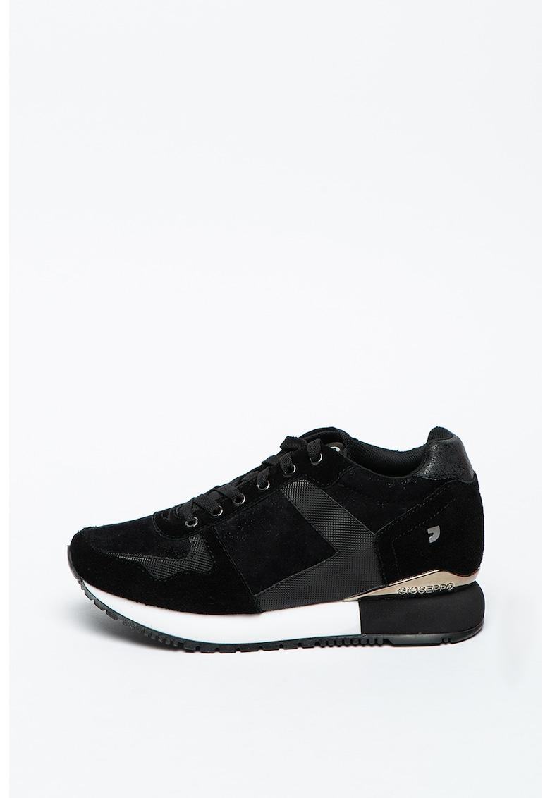Pantofi sport cu talpa wedge ascunsa Havelange