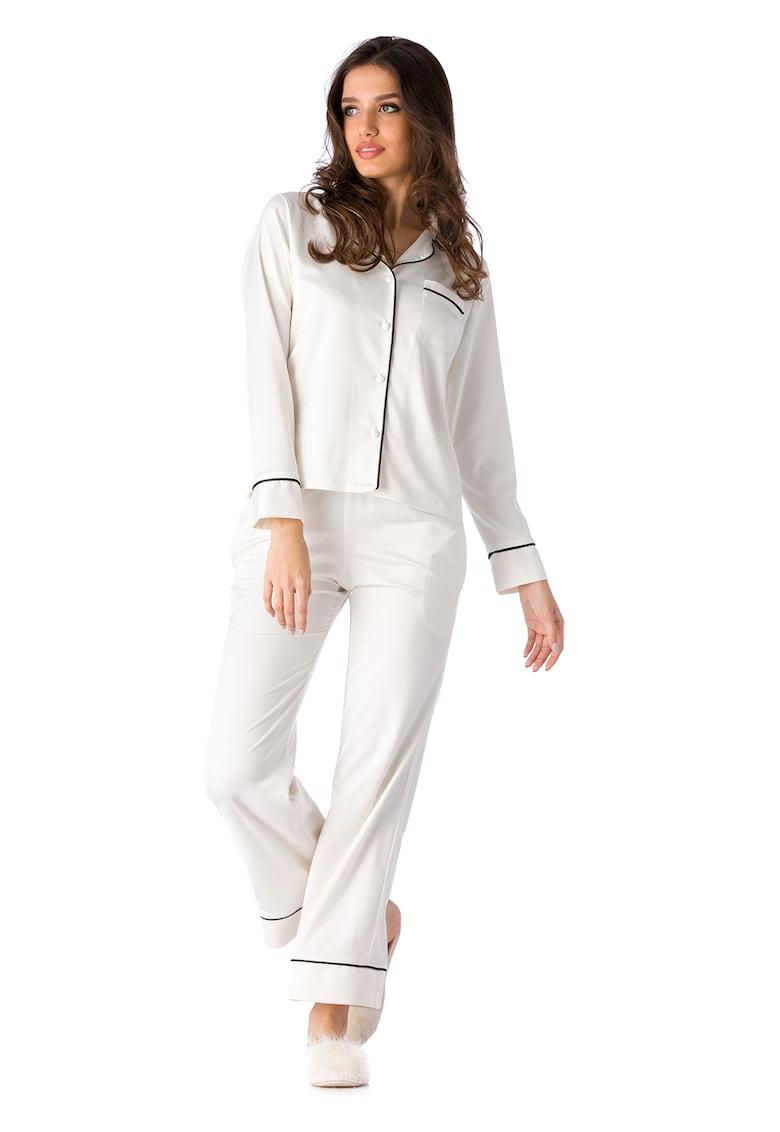 Pijama cu buzunar pe piept Coco imagine promotie