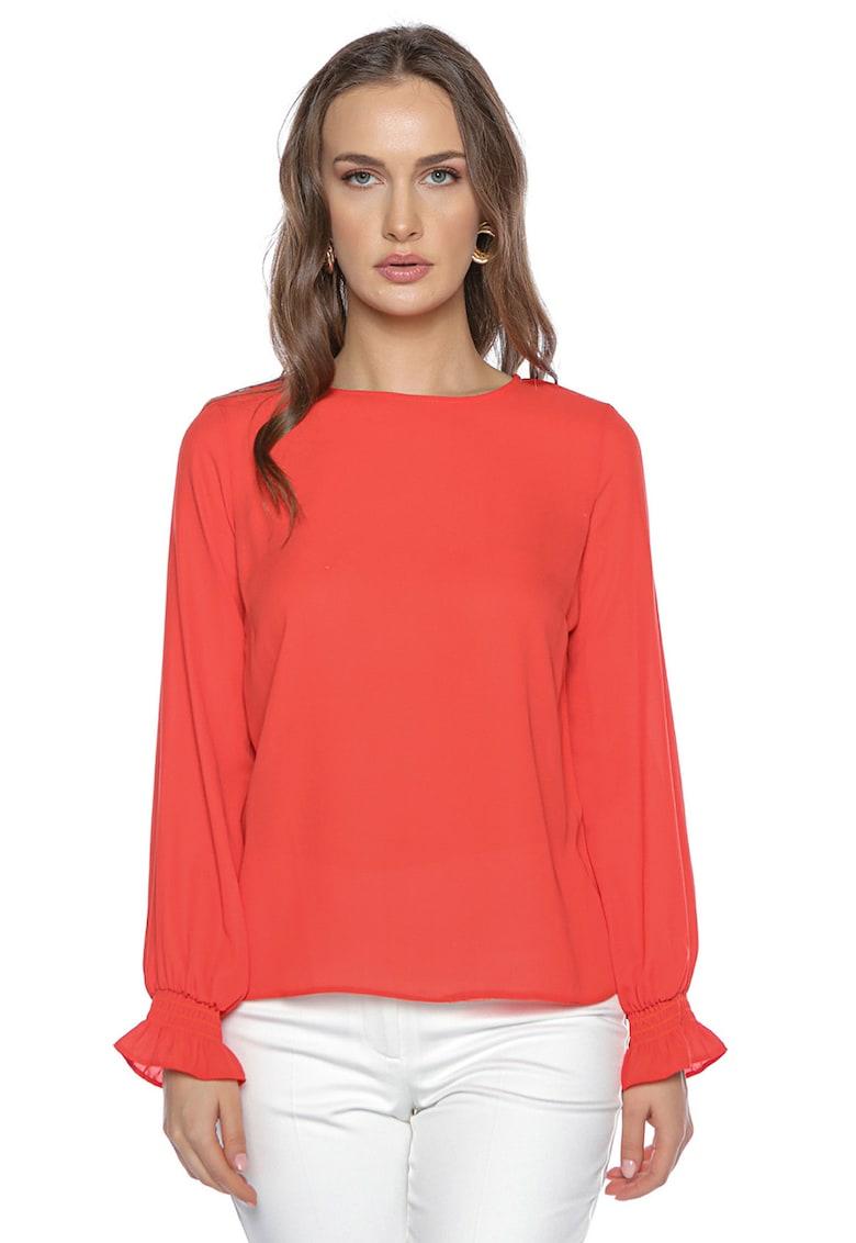 Bluza cu mansete elastice imagine