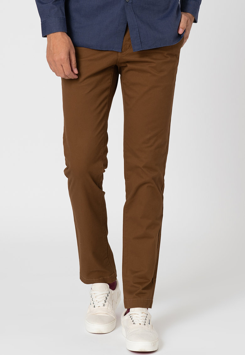 Pantaloni chino slim fit imagine