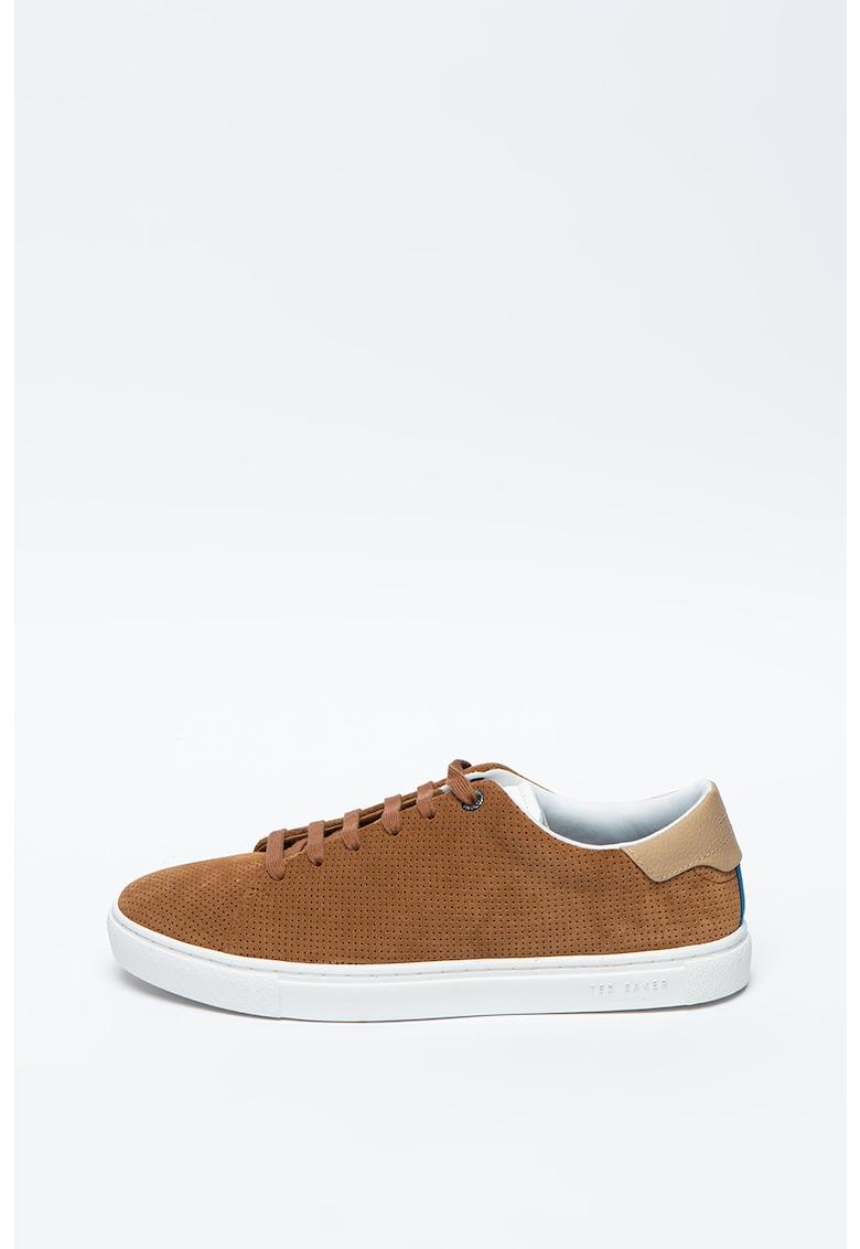Pantofi sport de piele Ruenner