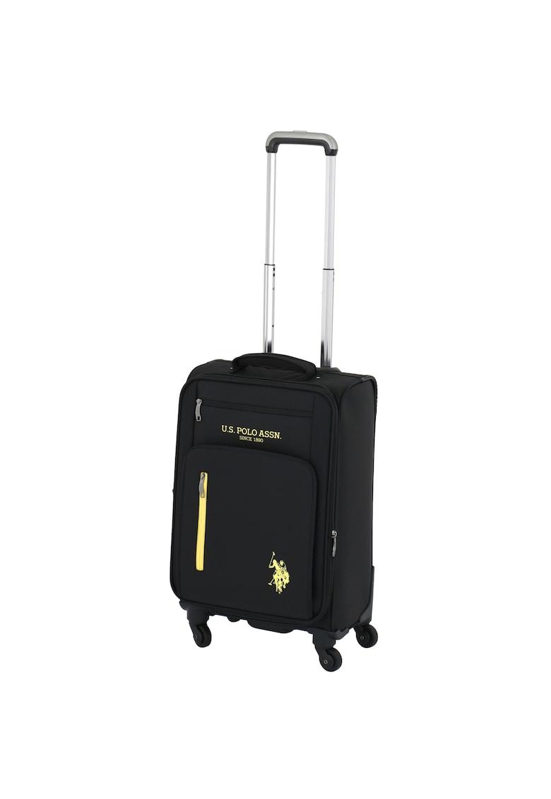 Troler US Polo Assn - Black/Yellow - 60X36X24