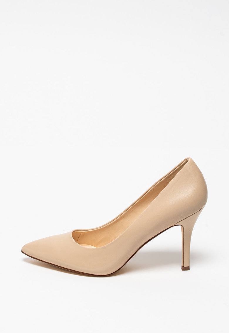 Pantofi din piele Flax