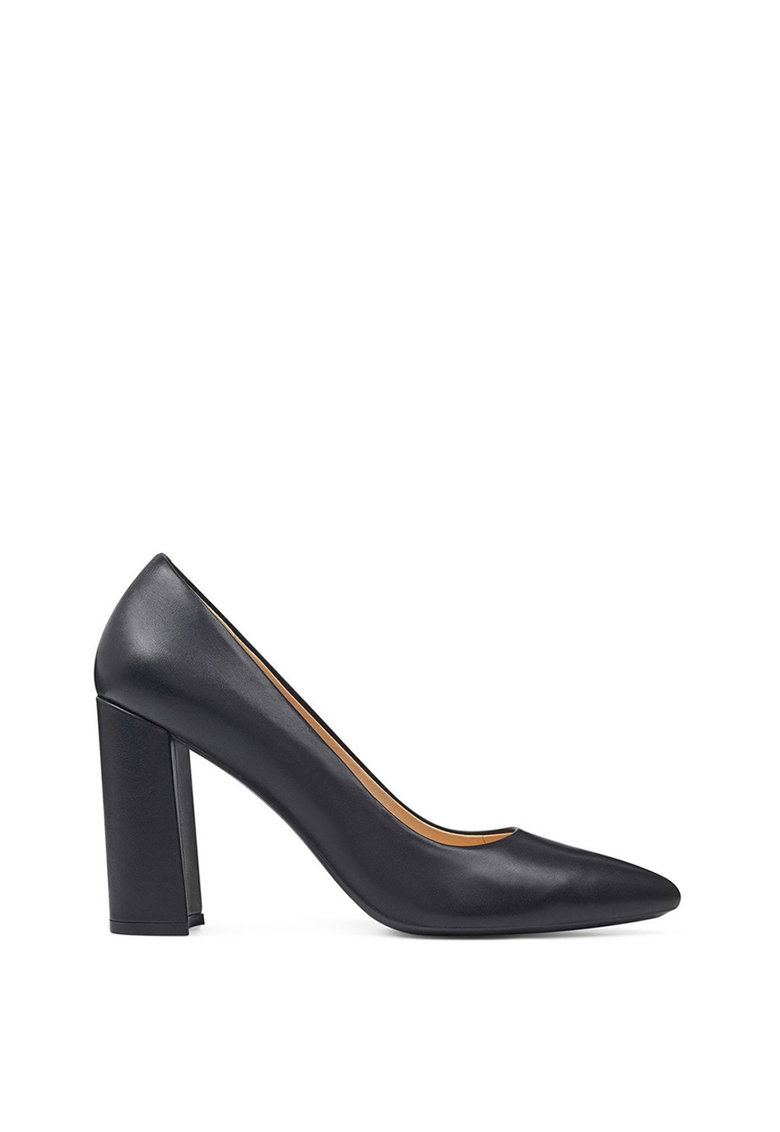 NINE WEST Pantofi de piele cu varf ascutit Astoria