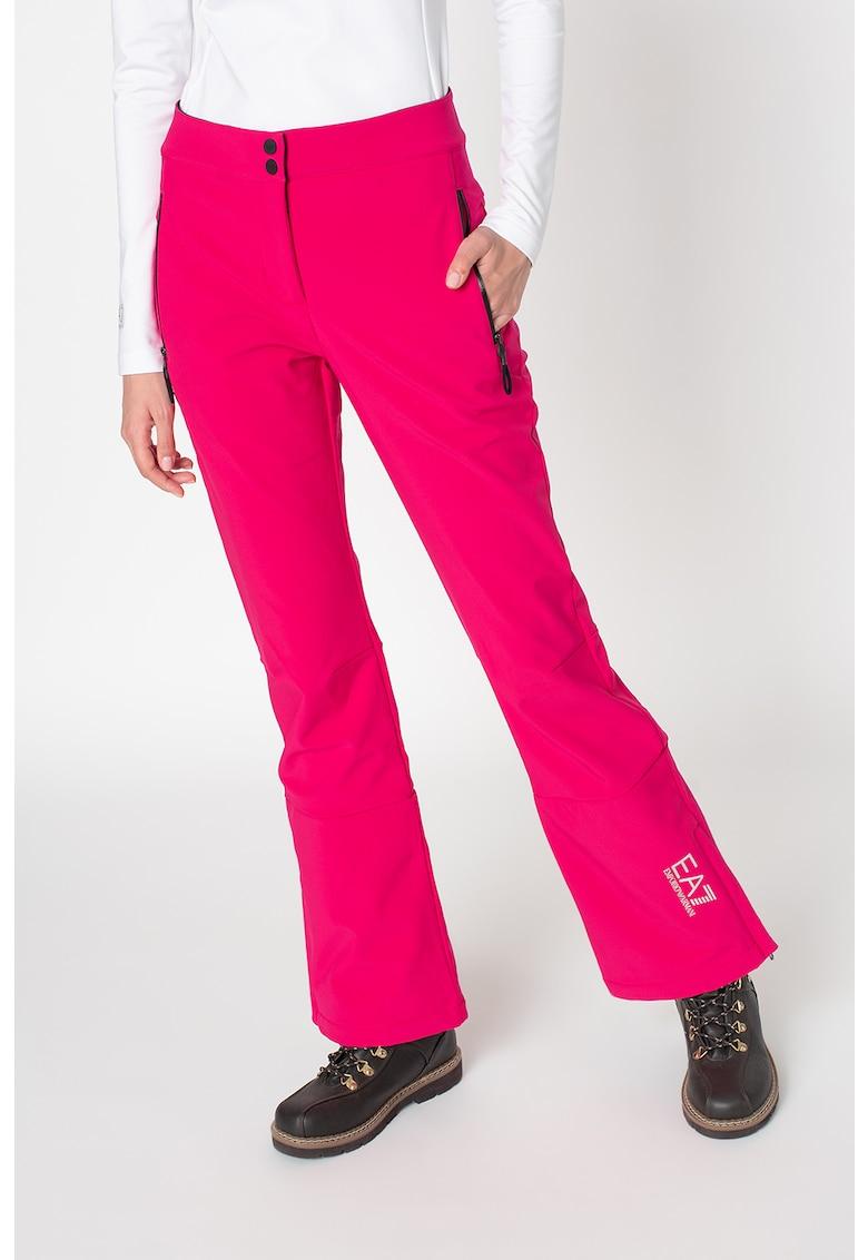 Pantaloni cu buzunare cu fermoar - pentru schi