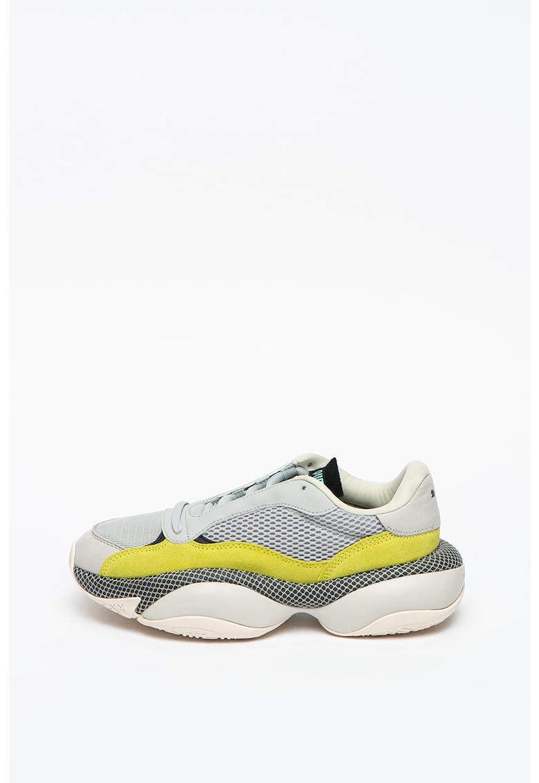 Pantofi sport de plasa cu aspect masiv Alteration Blitz